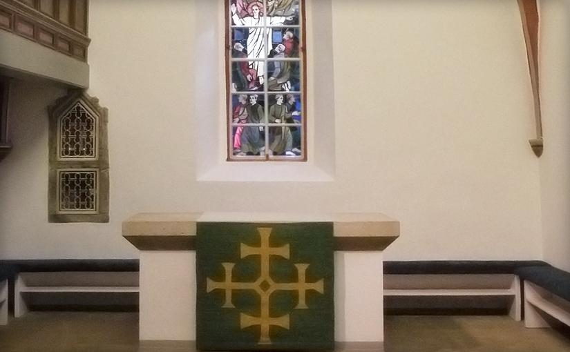 Antependium für St. Jürgen Kirche
