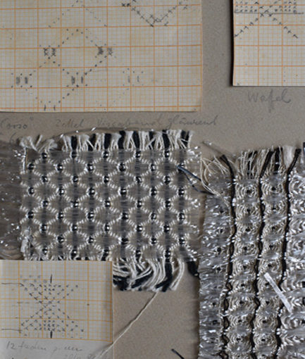 At a second glance – Bauhaus-fabrics as an inspiration