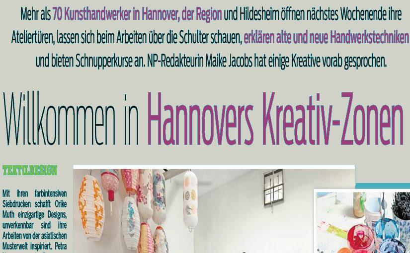 Kreative Hotspot in Hannover und der Region
