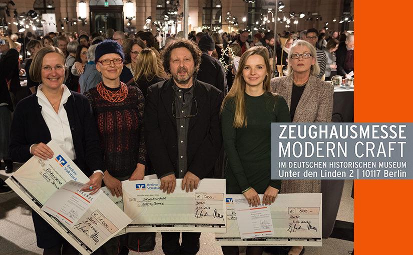 Preisträger Zeughausmesse 2016
