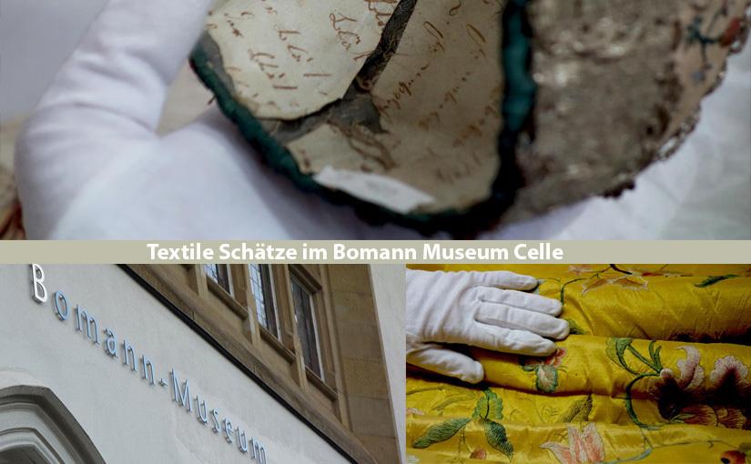 Textile Schätze im Bomann-Museum Celle