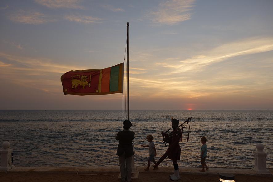 Sundown Colombo