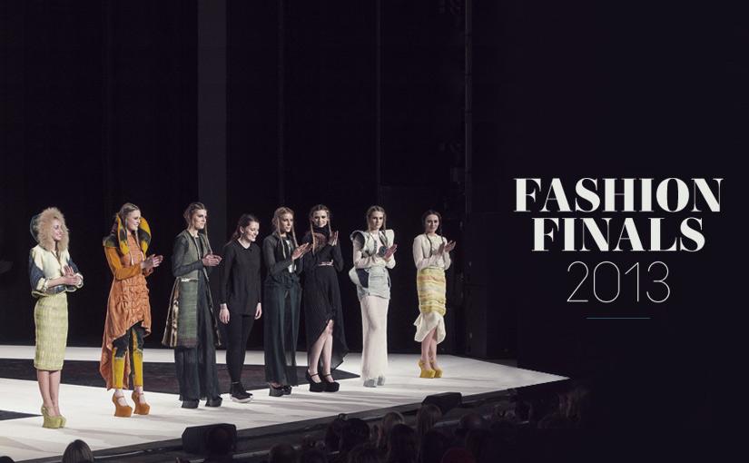 FAHMODA Fashion Finals 2013