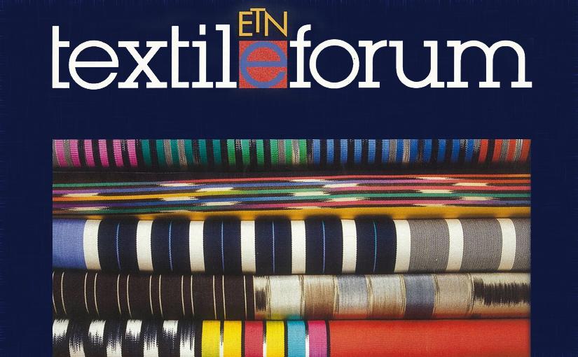 Textilforum berichtet