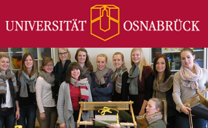 Webwerkstatt Textiles Gestalten Universität Osnabrück